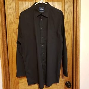 Stafford Collection  Mens Button Down. 17 1/2
